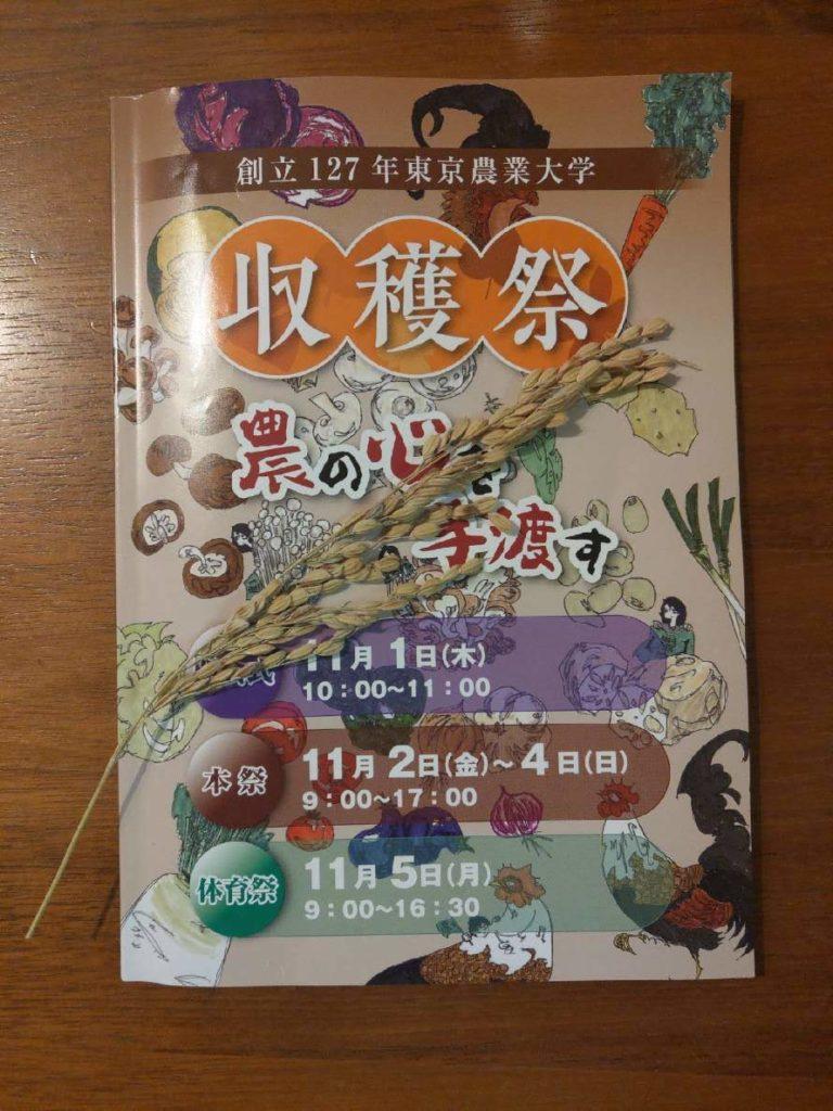 収穫祭パンフ