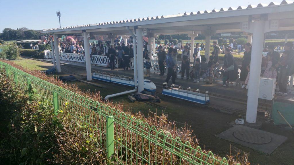 ミニ新幹線
