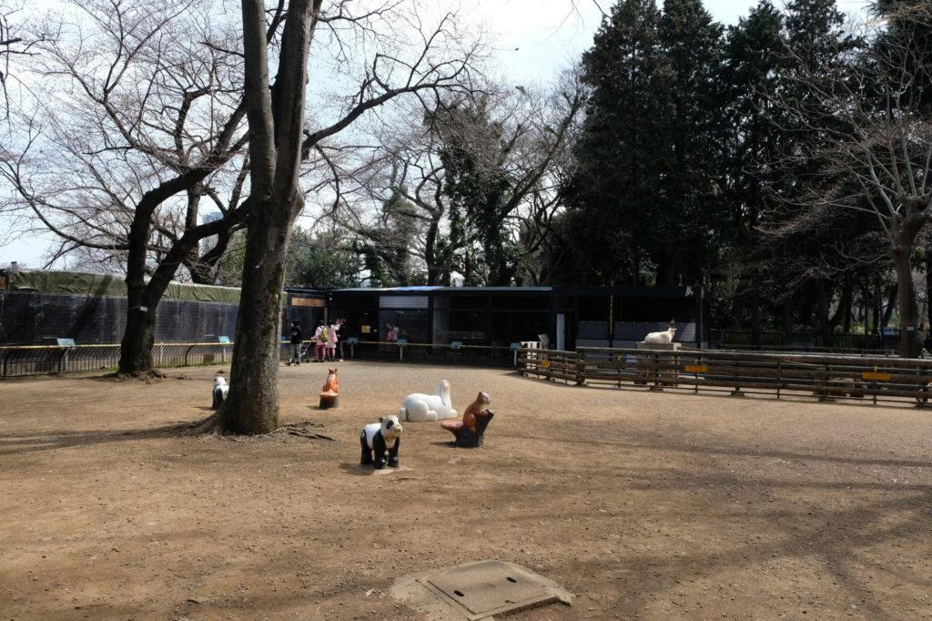 夢見ヶ崎動物公園 遊び場